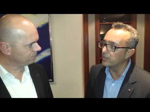 Jacek Grzymala with Paulo Barroso from Empower Network the 30/30/30 rule