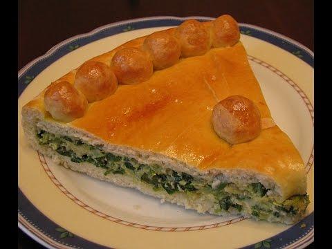 Рецепт Начинка для пирожков с зеленым луком и яйцом на