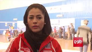 تیم سره میاشت قهرمان رقابتهای والیبال دختران شهر کابل شد