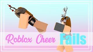 ROBLOX Cheer Fails \ ft. xEv_a