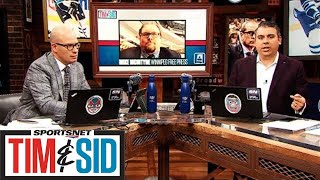 Are The Winnipeg Jets About To Say Goodbye To Dustin Byfuglien? | Tim and Sid