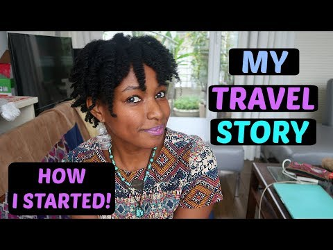 HOW I STARTED LIVING ABROAD | STORYTIME! | MY TRAVEL STORY | charlycheer