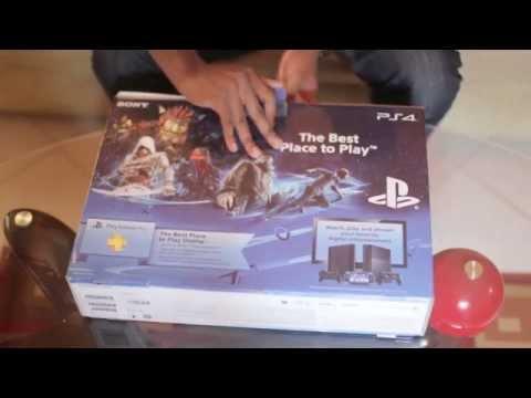 DriftValley Uganda Sony PS4 Unboxing
