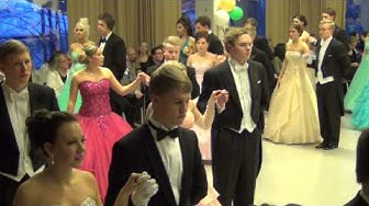 Vanhojen Tanssit 15 02 2013 Lohjan Yhteislyseon lukio