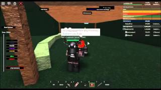 [Roblox] VSO:- Interview with Lieutenant General justzwaggerit