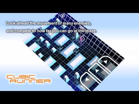 CUBIC RUNNER - for Android / iOS