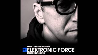 Elektronic Force Podcast 221 with Zzino