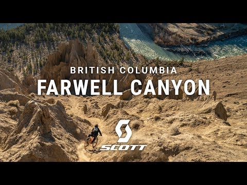 Chasing Trail: Farwell Canyon