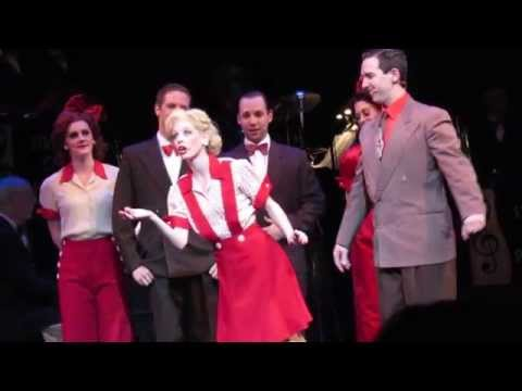 In The Mood 1940s Musical Revue - Swinging On A Star 2015 US Tour