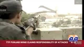 Terrorist attacks on Ahmadi Mosques in Lahore