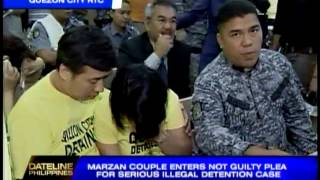 Marzan couple files petition for bail