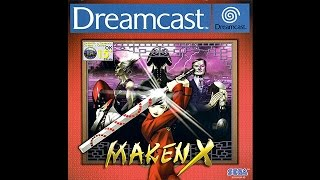 Maken X (Dreamcast)