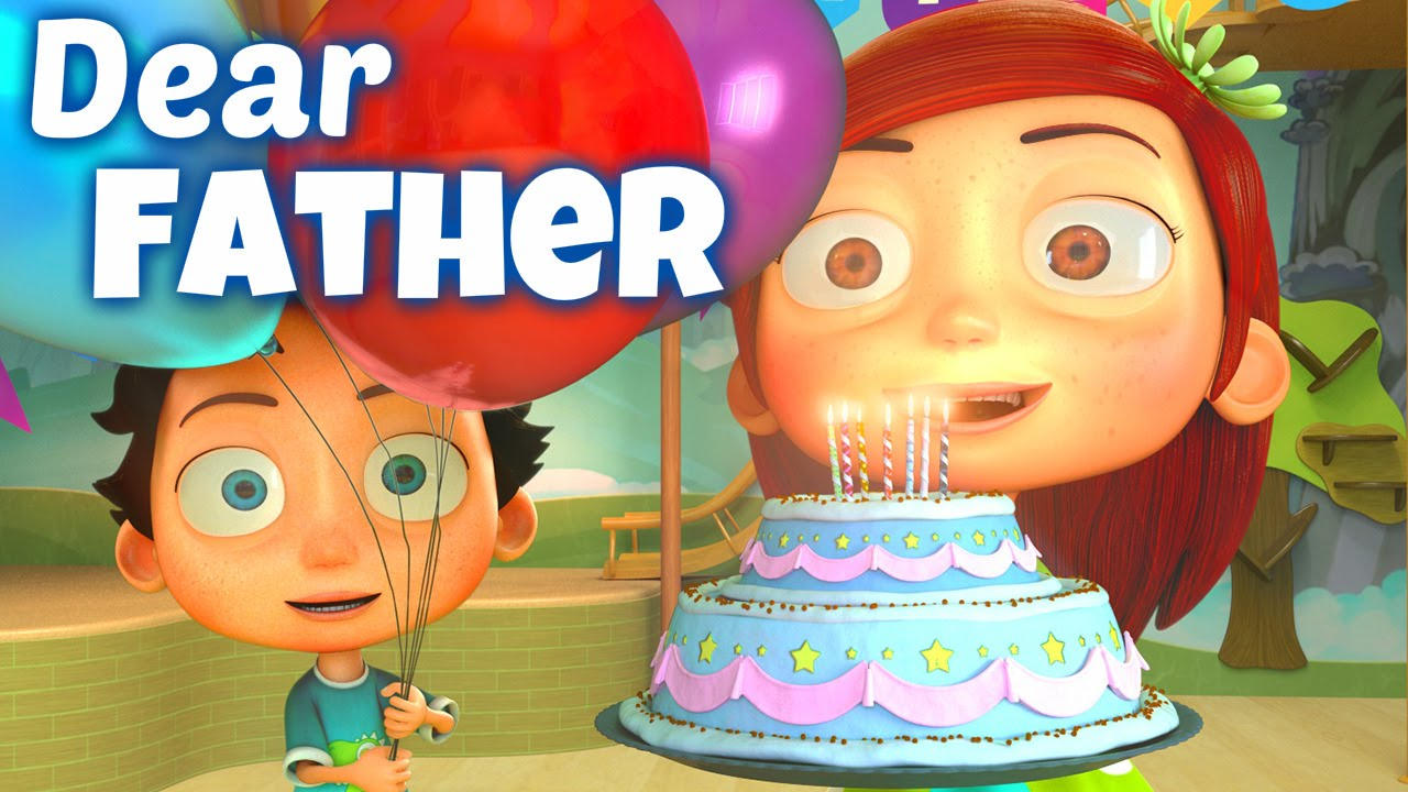 Happy Birthday Song To Father Youtube
