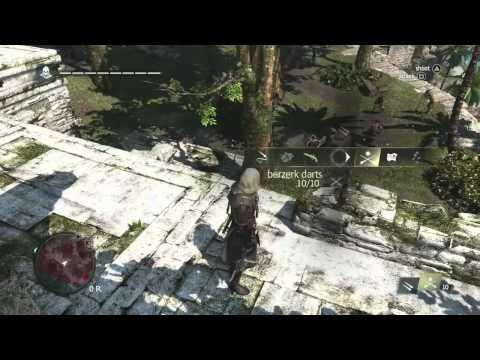 Los 15 secretos que esconde Assassin's Creed IV: Black Flag - Análisis del tráiler pre-lanzamiento
