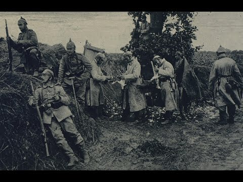 Photos of German Troops During the Invasion of Belgium at the Start of World War 1 (1914)