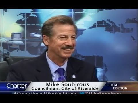 Charter Local Edition with Riverside City Councilman Mike Soubirous