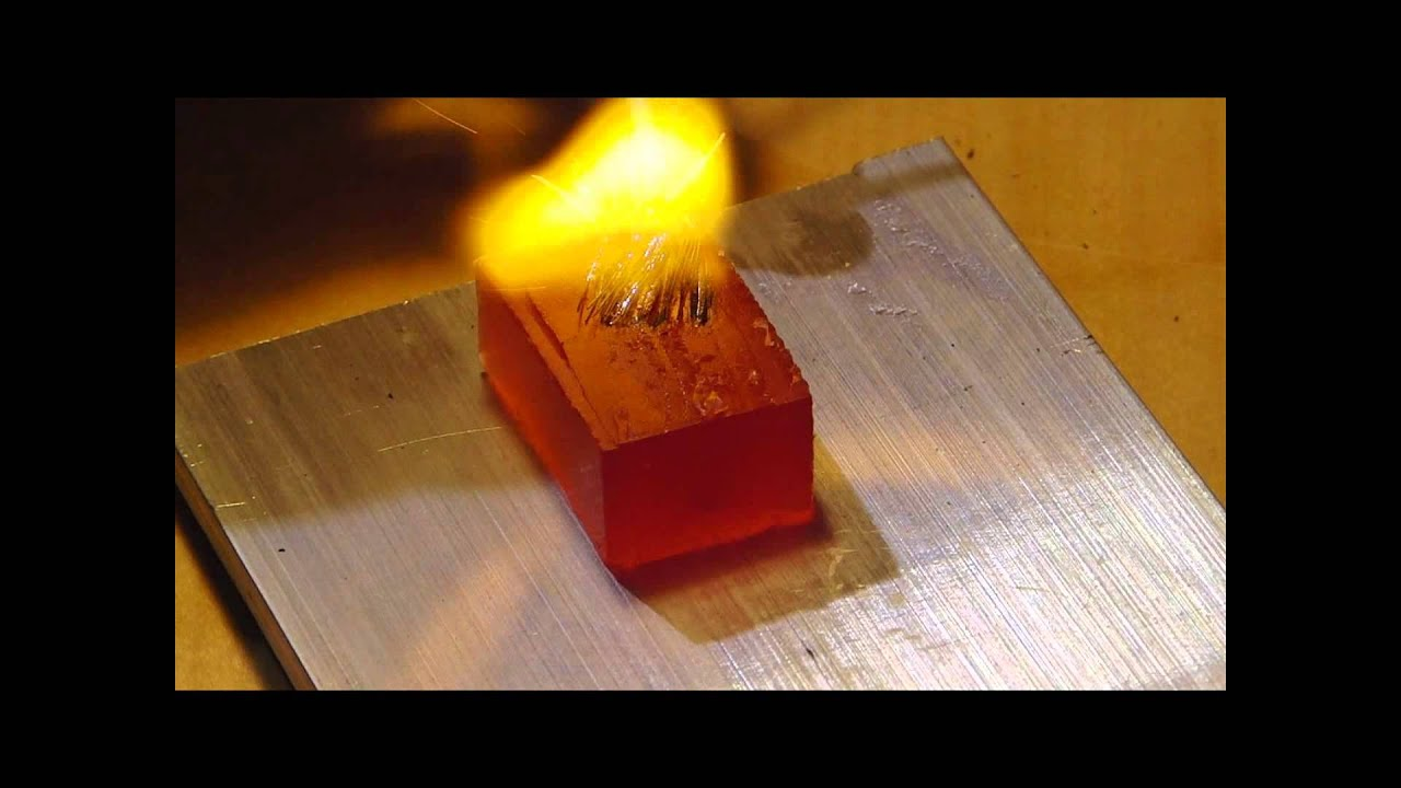 Hipep Electric Solid Propellant Ignited By Fine Wire Electrode