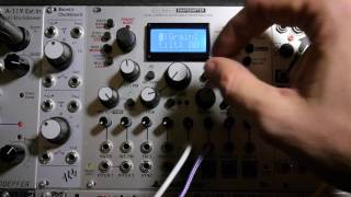 Intellijel Shapeshifter Complex Eurorack VCO Demo (Part 2/2)