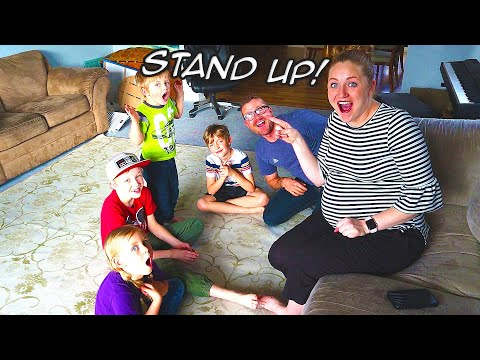Opposite Game! It's Opposite Day at the Beach House! Family Kids' Game / The Beach House