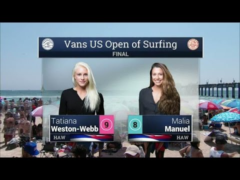 2016 Vans US Open Of Surfing: Final