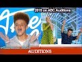 "Drake McCain ""His Eye Is On the Sparrow"" Katy Perry Sings Gospel of | American Idol 2019 Auditions"