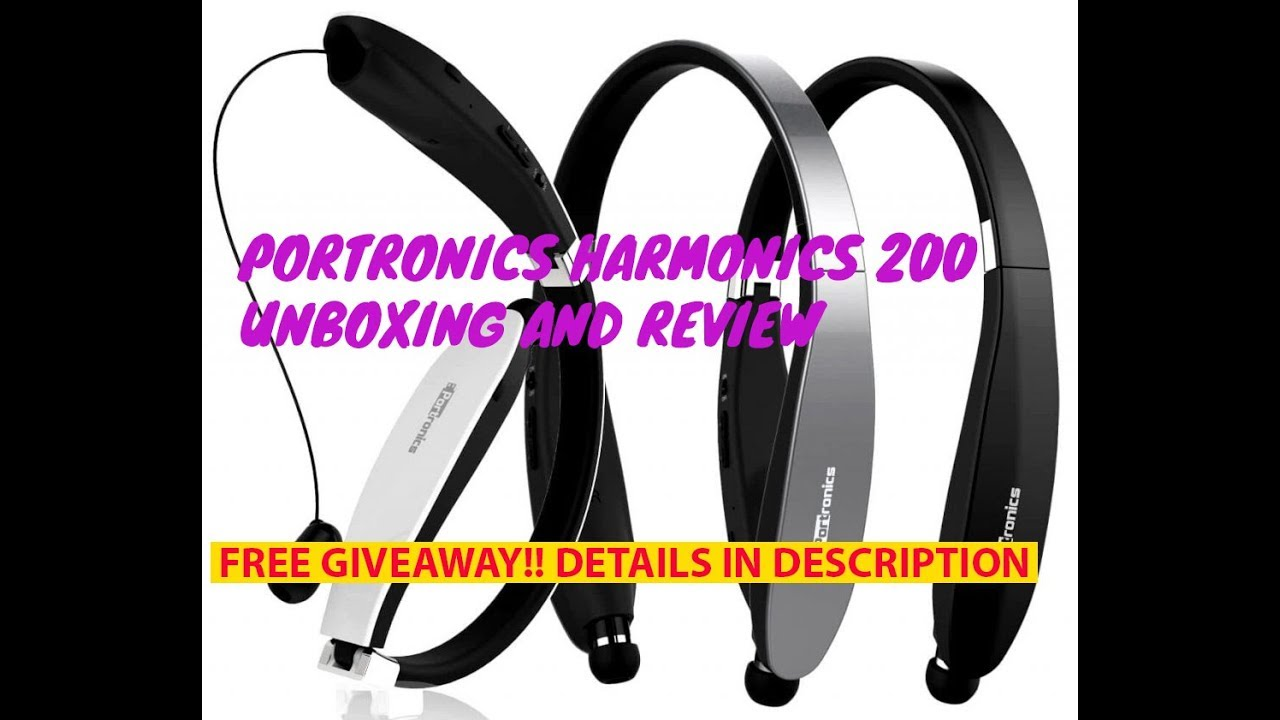 4c6898c5343 Portronics Harmonics 200 Unboxing and Review! Best Budget wireless ...