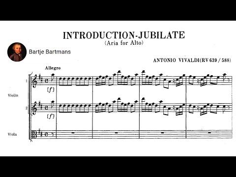 Antonio Vivaldi - Introduction RV 639 and Gloria RV 588