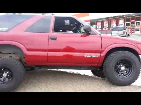 Repeat Rough Country Lift Kit - 2000 Chevy Blazer by