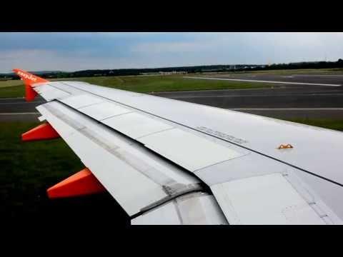 Abflug Mit Easy Jet Von Berlin SXF Nach Thessaloniki