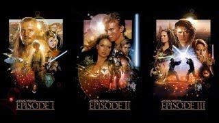Episode #4:Star Wars Prequels Eps 1- 3 (Ken Napzok debuts)