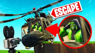 ESCAPE From The MOVIE STUDIO In FORTNITE! (Escape Room)