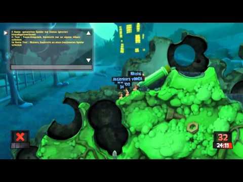Steam Game: Worms Revolution  