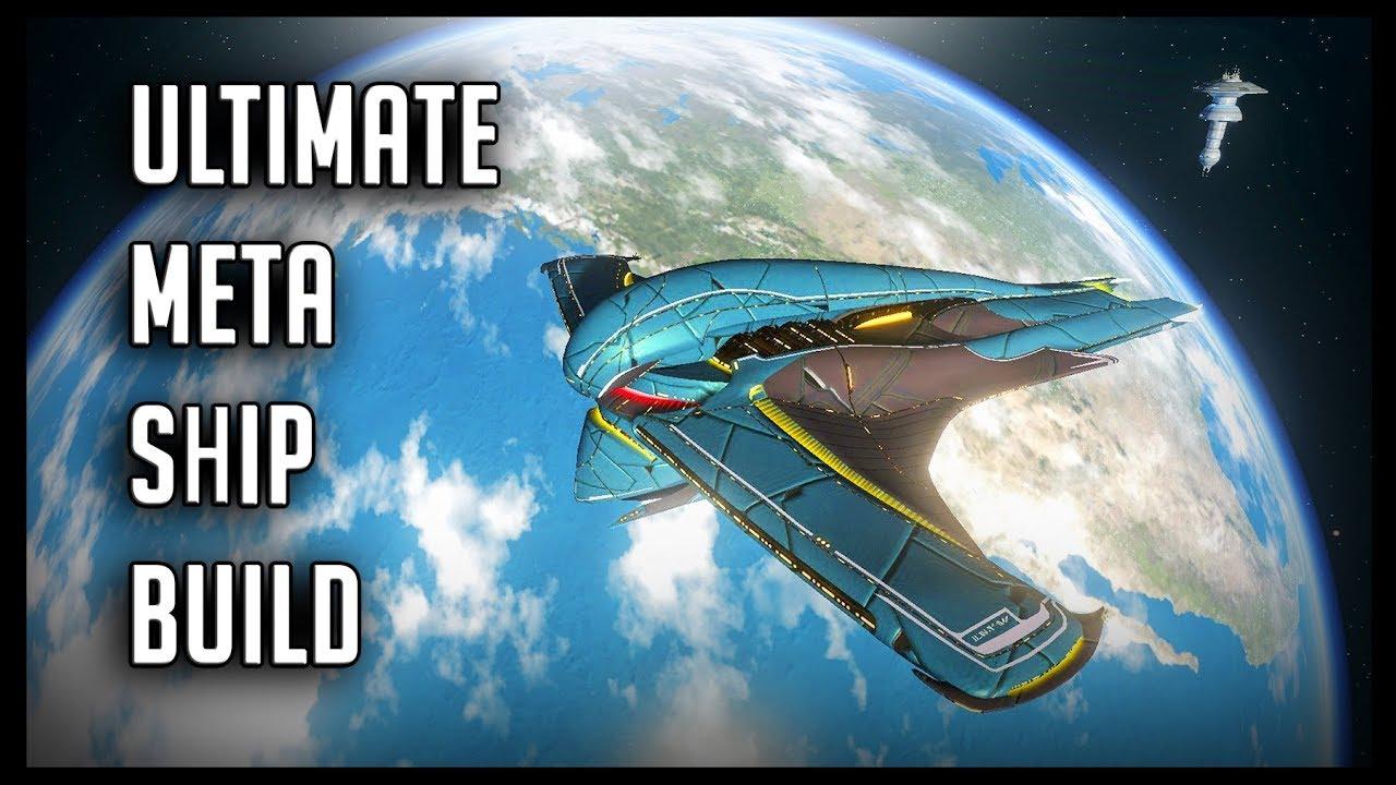 Best Science Ship Sto 2019 Ultimate Meta Ship build 2018 – Star Trek Online   YouTube