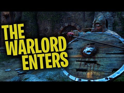 The Warlord Enters - For Honor Season 5