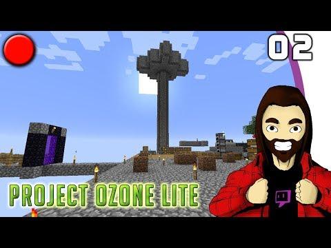 [Minecraft] Project Ozone Lite #02