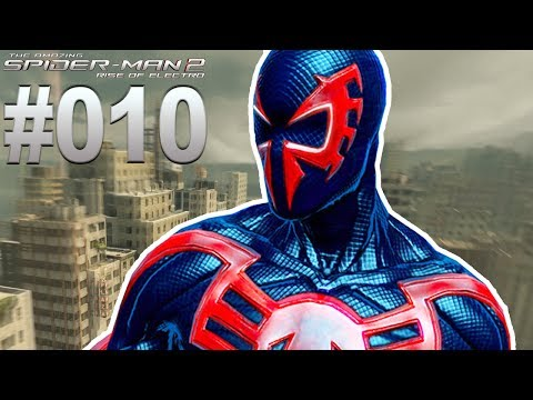SPIDER-MAN 2099 🐲 Let's Play The Amazing Spider-Man 2 #010 [