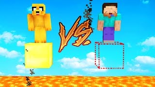 MINECRAFT: ¿NOOB O PRO? | MINIJUEGO MINECRAFT COLOR RUN
