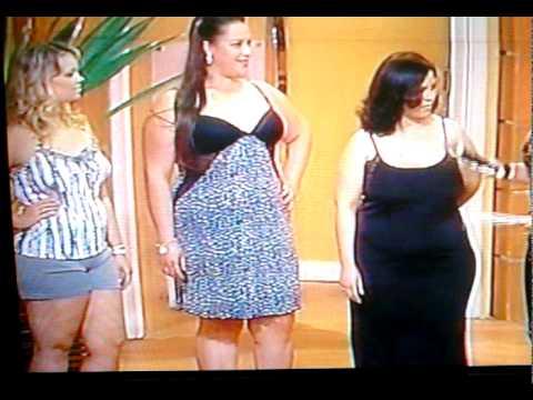 c718f0803 Desfile de lingerie no Programa Casos de Família - YouTube