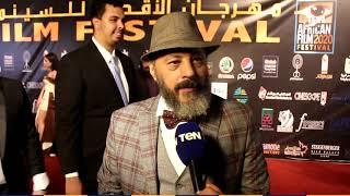 عمرو عبد الجليل لـ مراسل TeN: انت بتسأل اسأله أكبر من دماغي وانا إنسان \