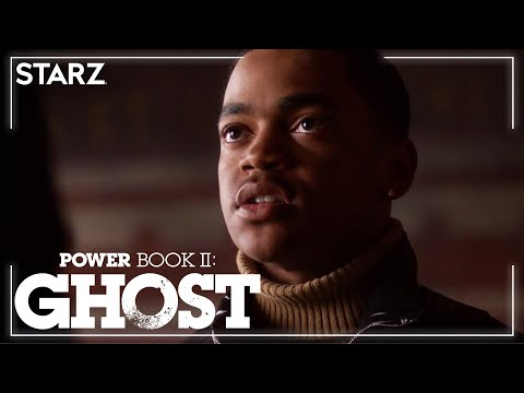 Power Book II: Ghost   Official Trailer   STARZ