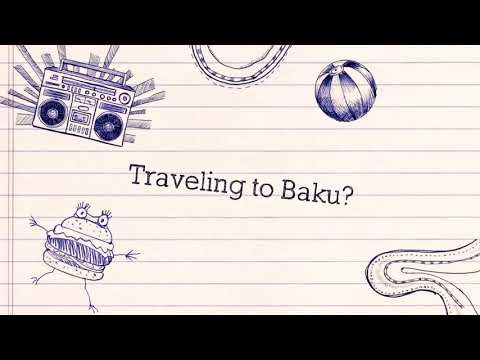 Traveling to Baku (Azerbaijan) from Pakistan - Quick Visa and Travel Guide