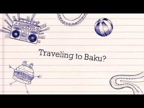 Traveling to Baku (Azerbaijan) from Pakistan - Quick Visa and Travel Guide
