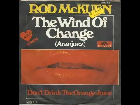 The Wind Of Change - ROD McKUEN