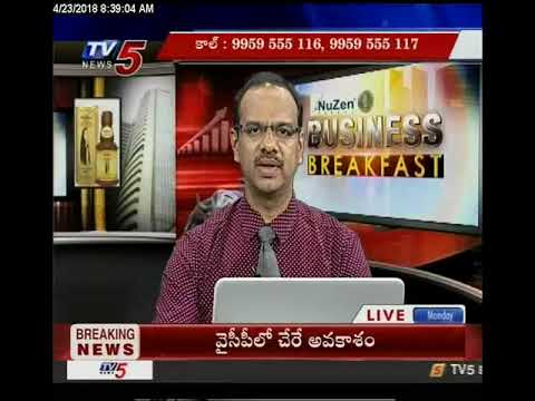 23th April 2018 TV5 News Business Breakfast