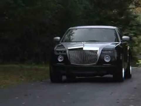 Rolls Royce Kit Car Youtube
