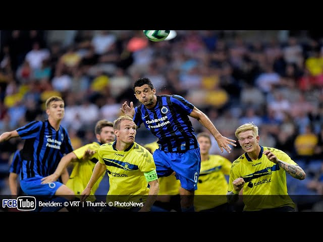 2014-2015 - Europa League - 02. 3de Voorronde - Bröndby IF - Club Brugge 0-2