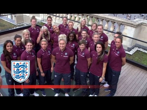 England Women's World Cup squad reaction | FATV News