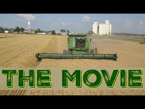 Wheat Harvest 2017 ~ THE MOVIE!