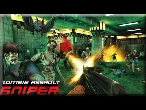 Zombie Assault Sniper - Android Gameplay HD