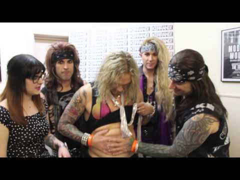 Relentless Kerrang! Awards 2014: Steel Panther